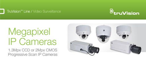 Interlogix TruVision IP Cameras