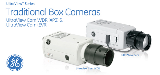 UltrView Series Traditional Box Cameras