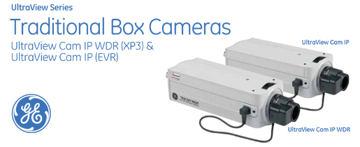 Ultraview Series Traditional Box IP Cameras